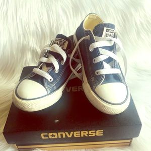 Converse All Star Shoes Toddler 9 (boy) 11 (girl)
